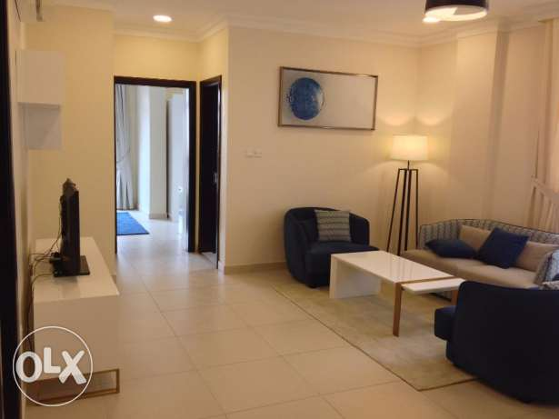 Bahrain Flat rent. Locate in Adliya. New One bedroom furnished flats.