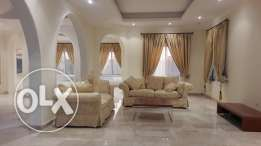 Lavish High Class 5 Br S F villa in highly secured calm area BD.1100/-