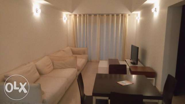 New Building Fully Furnished 2 BR Apartment in Amwaj