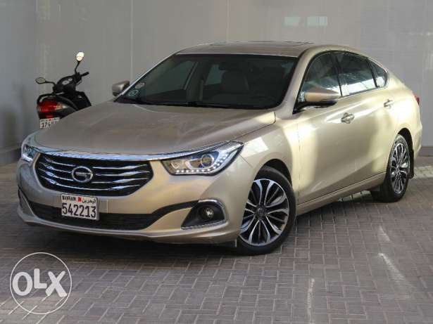 GAC GA6-GB Full option 2016 Gold For Sale