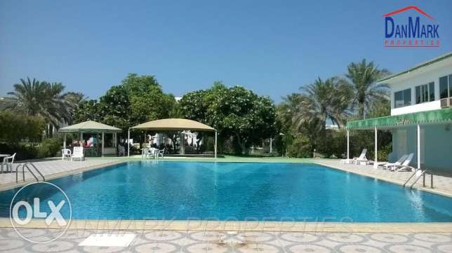 5 Bedroom Semi Furnished 2Storey Villa with Huge Private Garden BARBAR