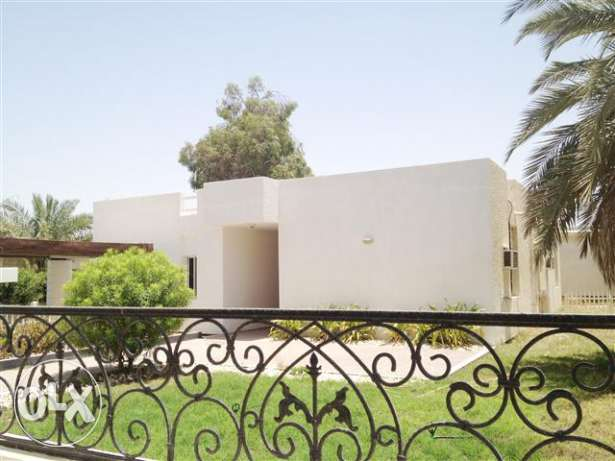 Gorgeous Semi Furnished Compound Villa (Ref No: BYA3)