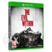 The Evil Within. Game (xbox one)