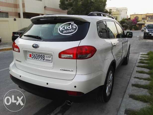 Subaru tribeca for sale, top of the line model, in pristine condition المنامة -  2