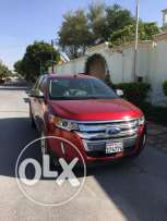 FORD EDGE 2014 SEL BD9500 negotiable