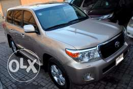 Toyota Land Cruiser 2012 Full option Good condition For Sale