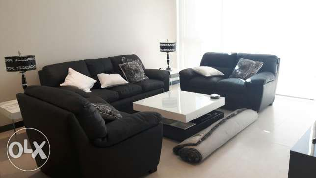 Reef island . Brand new 2 bedrooms apartment for rent.F.F. السيف -  1