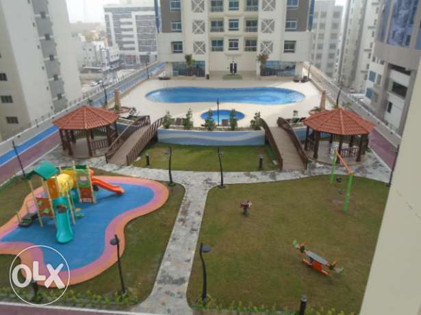 Un furnished 2 bedrooms flat for rent at juffair heights