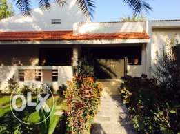 4 bedroom compound villa with private garden