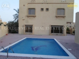 Fully furnished 4 Bedroom villa for rent close to Saudi cause way
