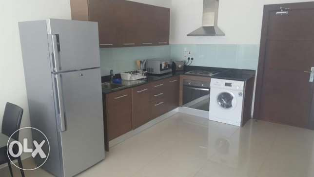 2br (sea view) flat for rent in amwaj island.110 sqm جزر امواج  -  4