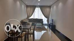 Brand new 1 bedroom flat for rent in Busaiteen