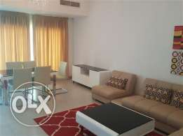 Brand new 2 bedroom fully furnished flat