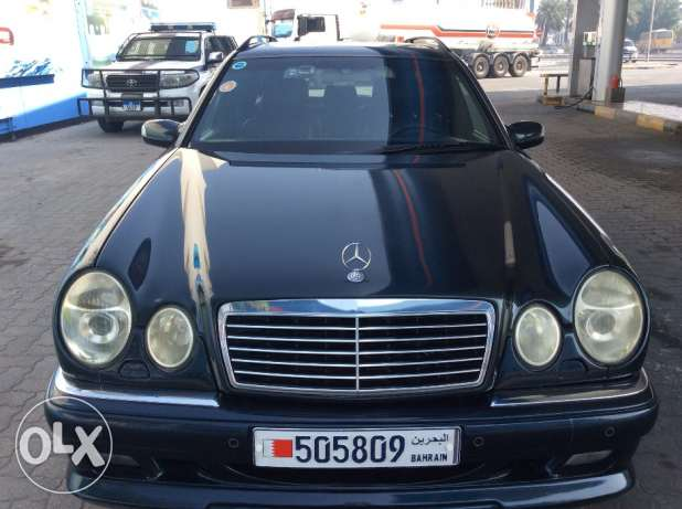 For Sale 1997 Mercedes Benz E420 Avantagarde Station Wagon Japan Spec