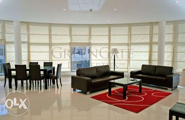 Modern and Spacious 3 Bedroom Apartment!