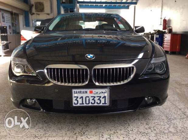For Sale Or Exchange 2007 BMW 650i Japan Specification