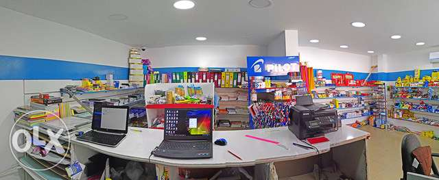 Stationery Company (WLL) for sale with CR