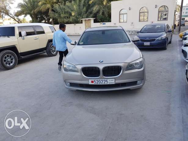 BMW 730Li 2010 for sale