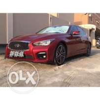 Infinity Q5oS, 2014 model car for sale