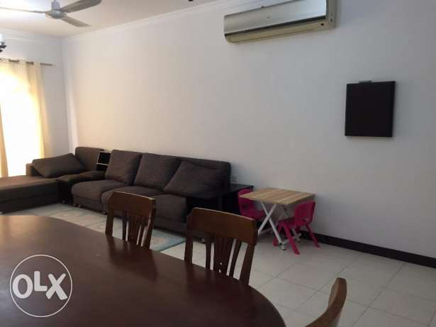 3 Bedrooms Fully Furnished Apartment in Saar