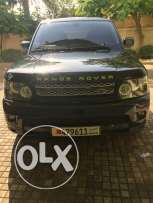 Range Rover HSE Sport 2010 Full Agent Maintained Expat Owner
