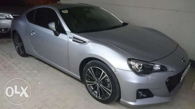 As-New BRZ Sport Coupe JUL2016 High Option - relocation forcing