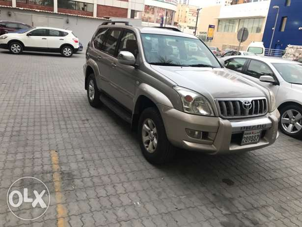 toyota prado 2003 excellent condition