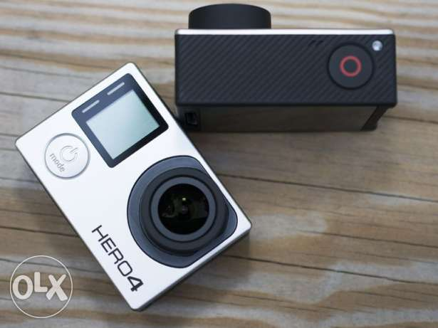Gopro Hero 4 - In perfect Condition