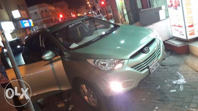 Hyundai Tucson for rent