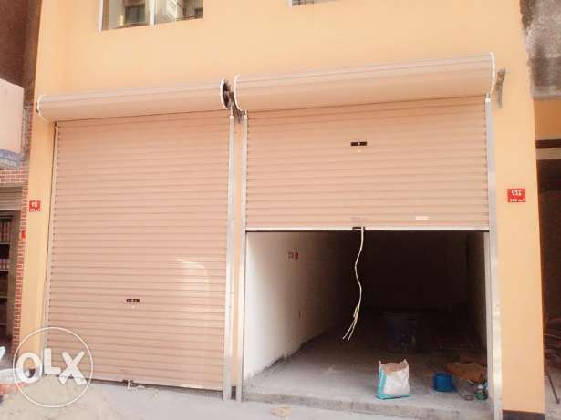 shop for rent in gudaibiya(west side of palace road)