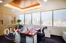 Beautiful Offices in Bahrain World Trade Center - All Inclusive