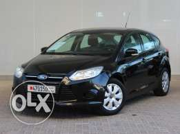 Ford FOCUS 2013 Black For Sale