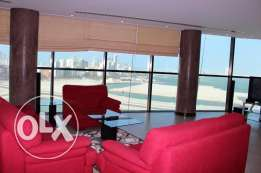great sea view 2 bedroom fully furnished