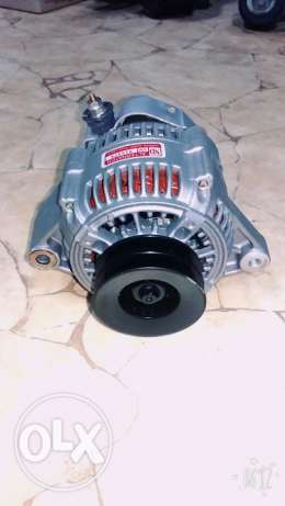 Toyota Land Cruiser Alternator Original new