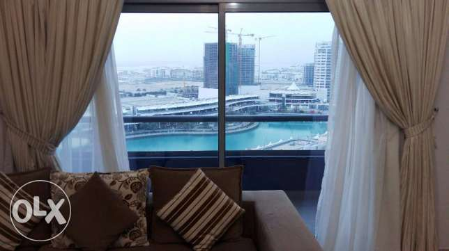2 Bedroom apartment fully furnished with open lagoon views