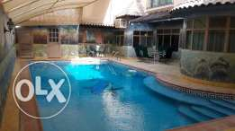 Marvelous Private Pool 4 Br Fully Furnished villa Juffair BD. 1600/-