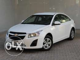 Chevrolet Cruze 1.8L LS Sedan 2015 White For Sale