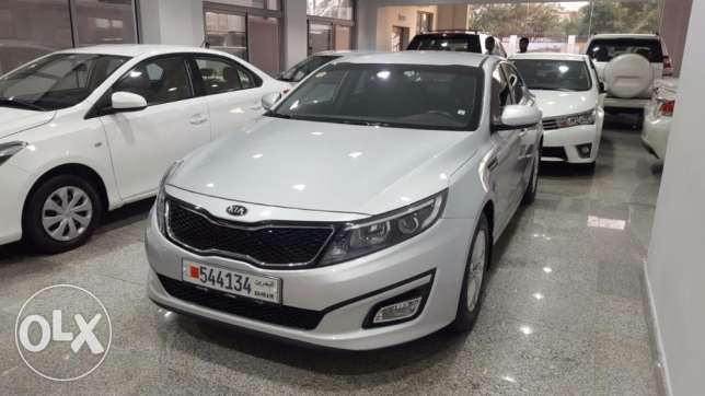 kia optima model2016 km 58000