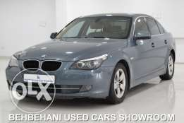 BMW520i for sale in Bahrain