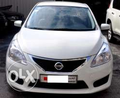 Nissan Tiida 2014 model for sale