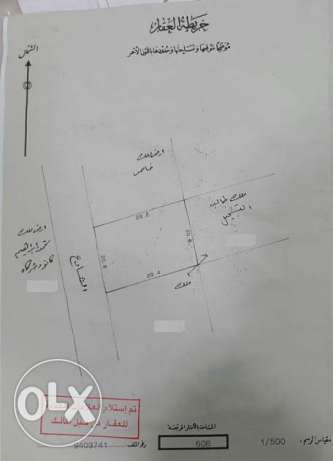 land for sale in the new area Tubli ref:TUB-AM-004