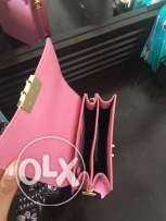 all good pink bag nice so much
