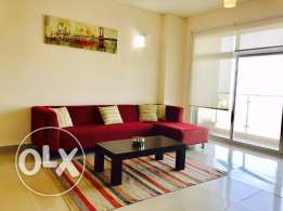 Bright Apartment for rent in Amwaj Island, Ref: MPI0273