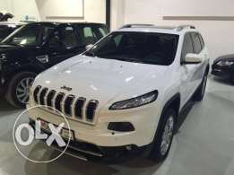 Jeep Cherokee Limited 2015 Only 2000 Km