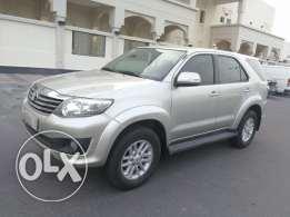 2012 Toyota Fortuner full option in excellent condition for sale