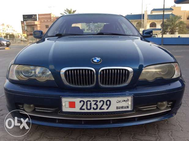 For Sale 2001 BMW 330CI Bahrain Agency