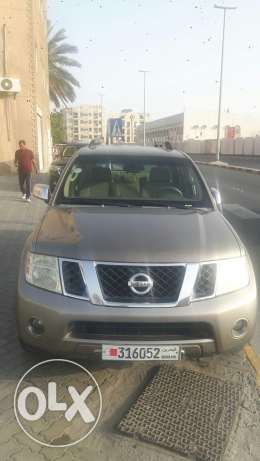 Pathfinder 2008 for urgent sale