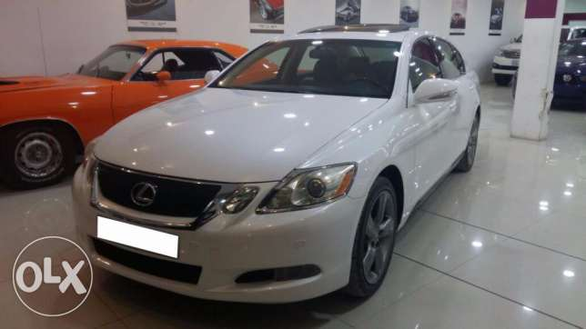 Lexus GS 430 Full Option 2008 Model
