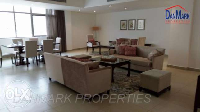3 Bedroom Fully Furnished Luxury Apartment for rent MAHOOZ