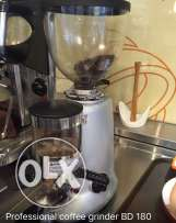 Expobar Coffee grinder with Doser